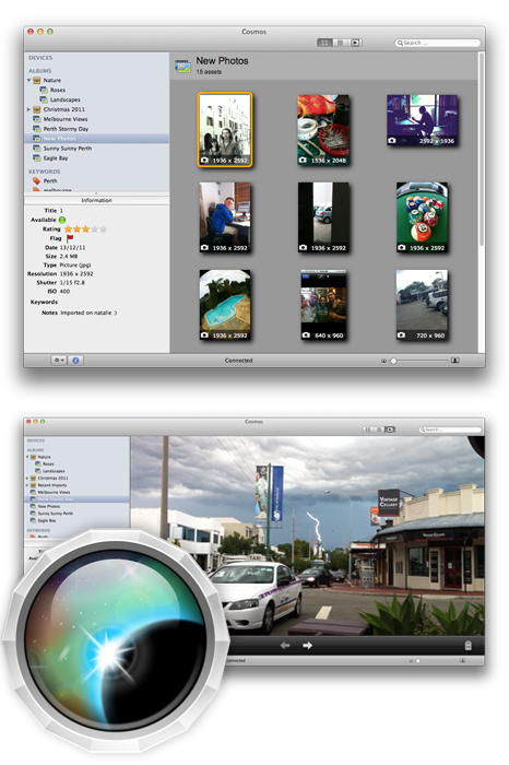 Cosmos for Mac Image